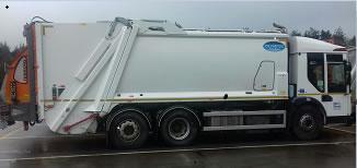 Blank Lorry